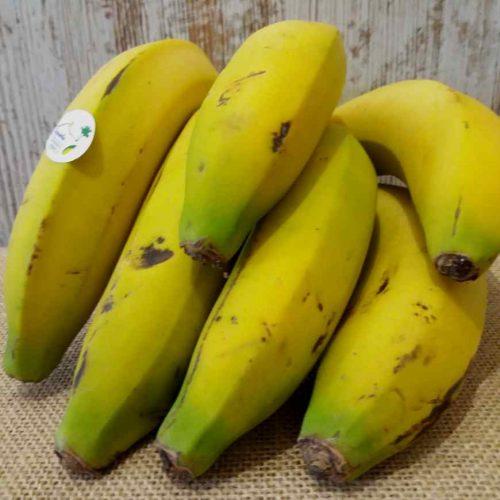 Plátano Canario Ecológico