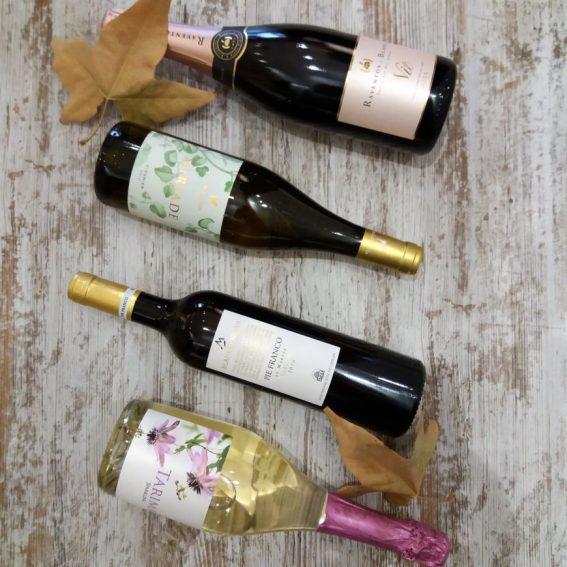 Vinos de España (Blancos, Rosados y Espumosos)