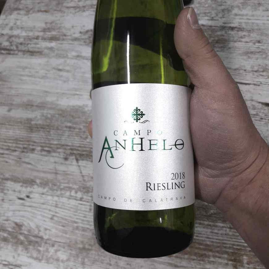 Campo Anhelo Riesling 2018