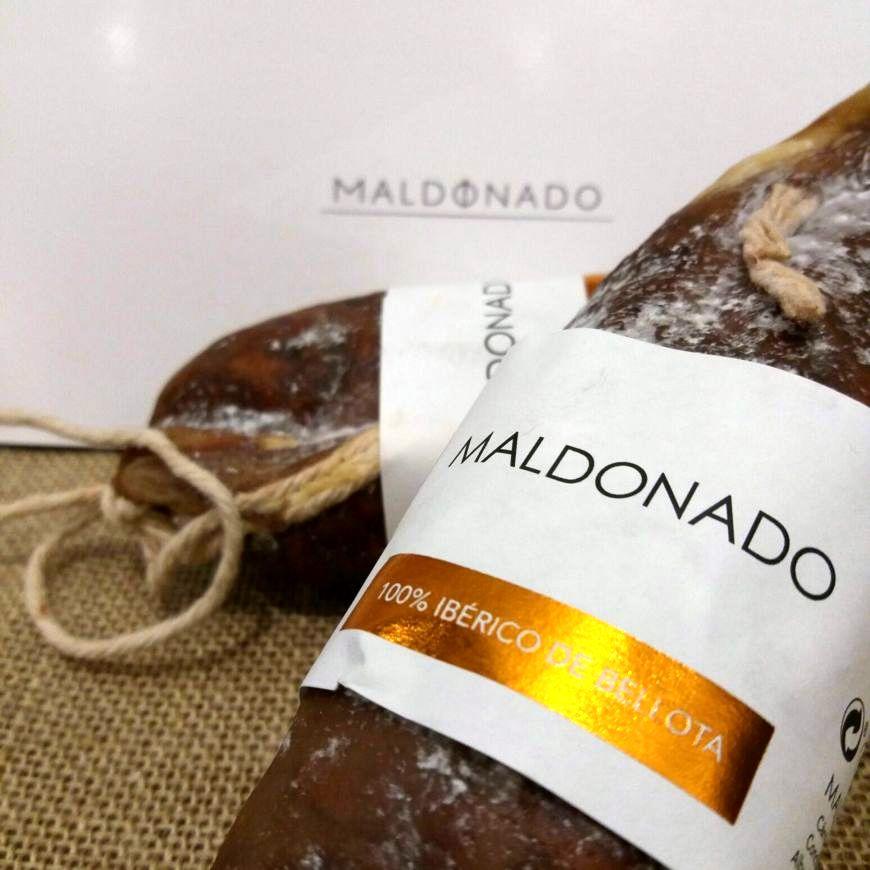 Salchichón Ibérico de Bellota Maldonado