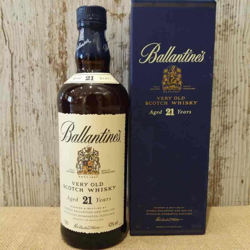 ballantine´s 21 años whisky 3