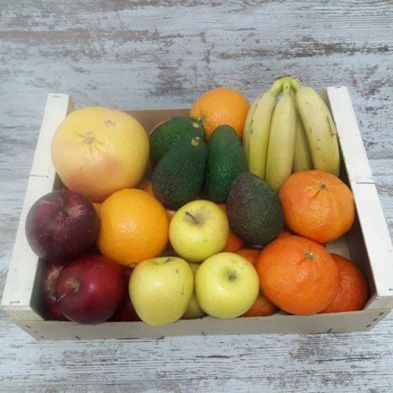 Caja de Fruta Ecológica Pequeña