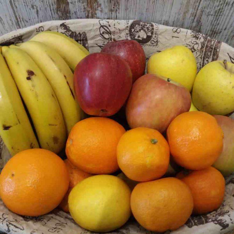Caja de fruta ecológica pequeña 2