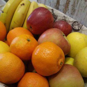 Frutas Ecológicas y de Temporada