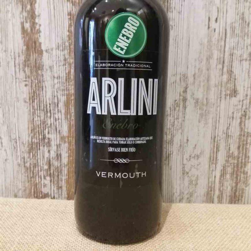 Vermut Arlini Artesano Enebro