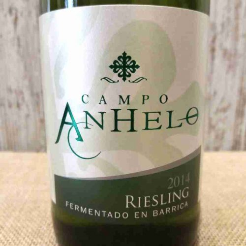 Campo Anhelo Riesling Barrica 2014
