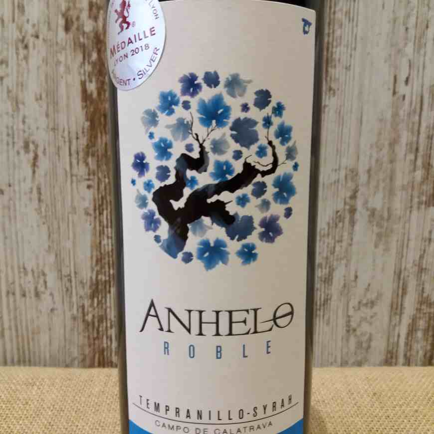 Anhelo Roble 2016
