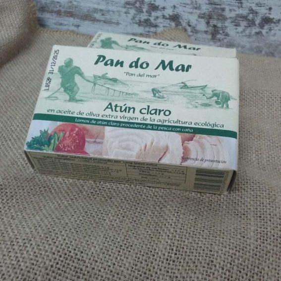 Atún en Aceite de Oliva Pan do Mar Ecológico