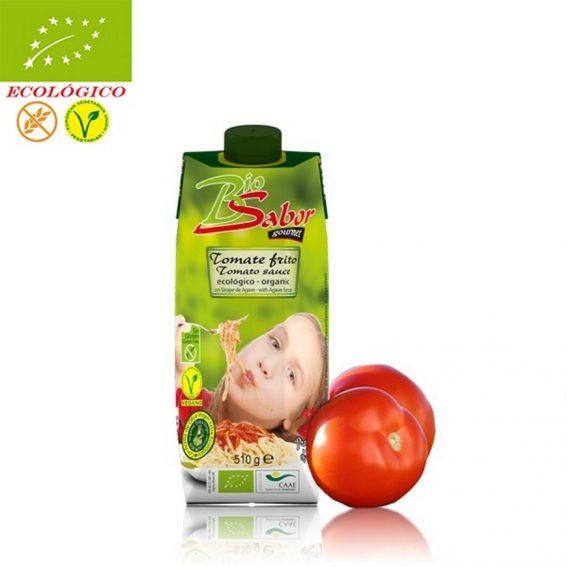 Tomate Frito Ecológico 500gr