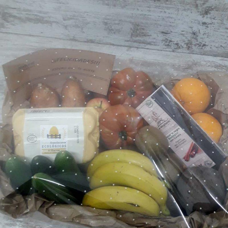 Caja Felicidades Natural Gourmet