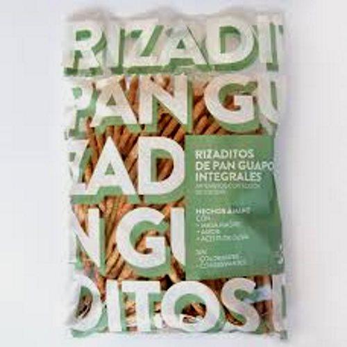 Rizaditos Integrales de Pan Guapo con Sésamo