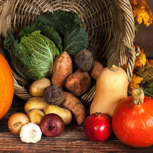 Caja de Verduras Ecológicas Especial Niños
